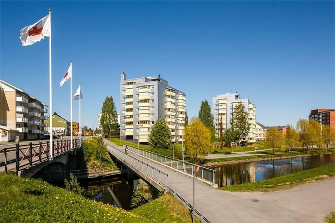 Bild: 2 rum bostadsrätt på Kyrkgatan 18, Bodens kommun Centrala Boden