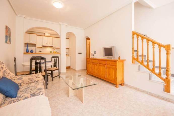 Bild: 3 rum radhus på Privat Takterrass / Pool, Spanien Klipp: Stort Radhus !!