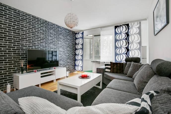 Bild: 2 rum bostadsrätt på Logdansvägen 32, bv, Sundbybergs kommun Sundbyberg - Ör