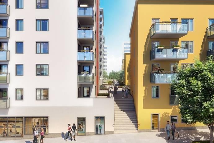 Bild: 3 rum bostadsrätt på Jämtlandsgatan 97, Stockholms kommun Vällingby - Råcksta