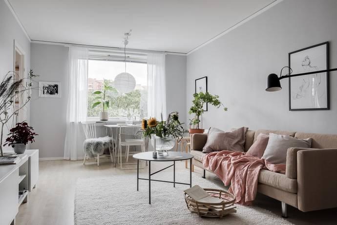 Bild: 1,5 rum bostadsrätt på Doktor Lindhs Gata 6, Göteborgs kommun Södra Guldheden