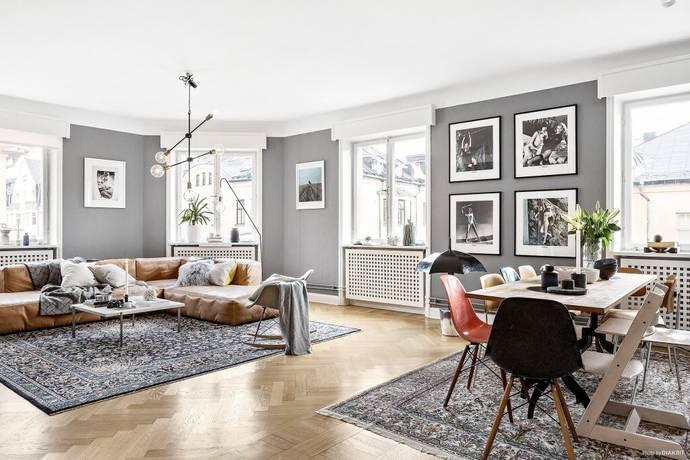 Bild: 3 rum bostadsrätt på Pipersgatan 9, 5tr, Stockholms kommun Kungsholmen