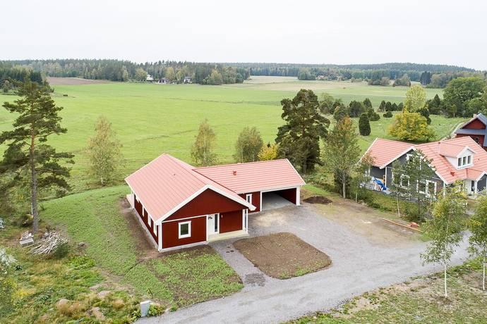 Bild: 4 rum villa på Rippebo 63, Uppsala kommun Björklinge