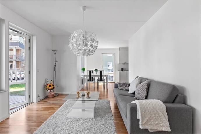 Bild: 1 rum bostadsrätt på Skyttelgatan 9, Uppsala kommun Industristaden/Centrum