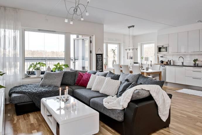 Bild: 4 rum bostadsrätt på Östra Tvärgatan 9, Härryda kommun Landvetter