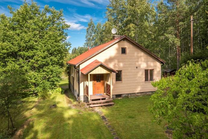 Bild: 4 rum villa på Nybo 116, Söderhamns kommun Holmsveden