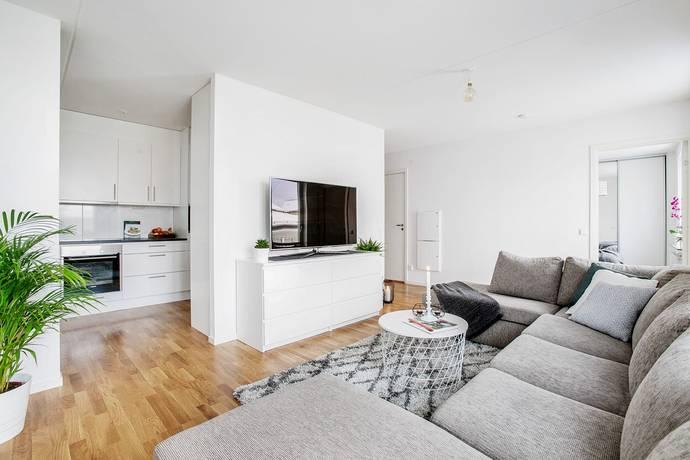 Bild: 2 rum bostadsrätt på Väderkvarnsgatan 6, våning 4/4, Järfälla kommun Jakobsberg - Söderdalen