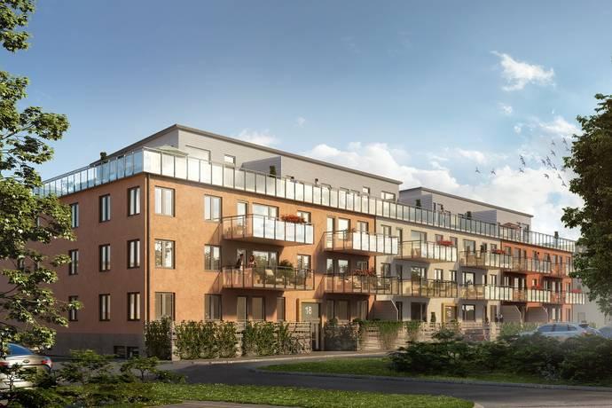 Bild: 4 rum bostadsrätt på Esplanaden, Lomma kommun Lomma strandstad