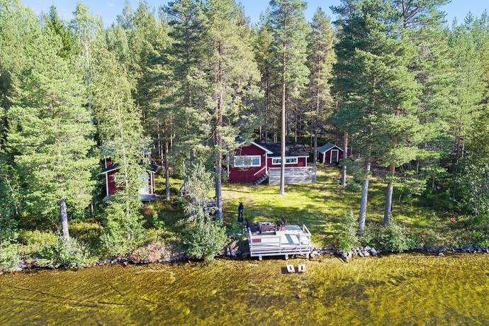 Bild: 1 rum fritidshus på Bredträsk byaväg 92, Luleå kommun Bredträskheden