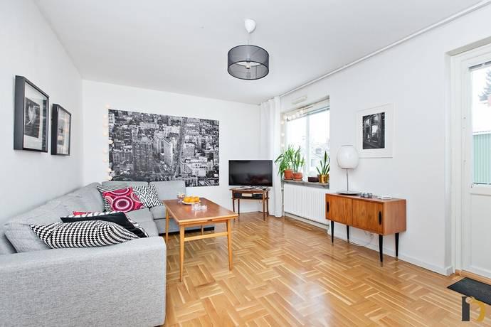 Bild: 2 rum bostadsrätt på Skolgatan 134, Umeå kommun Öst på stan