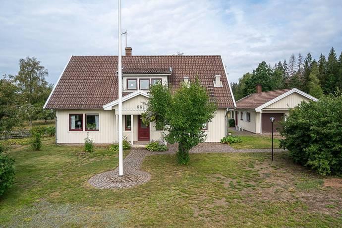 Bild: 6 rum villa på Östra Bondetorp 551, Nybro kommun Östra Bondetorp