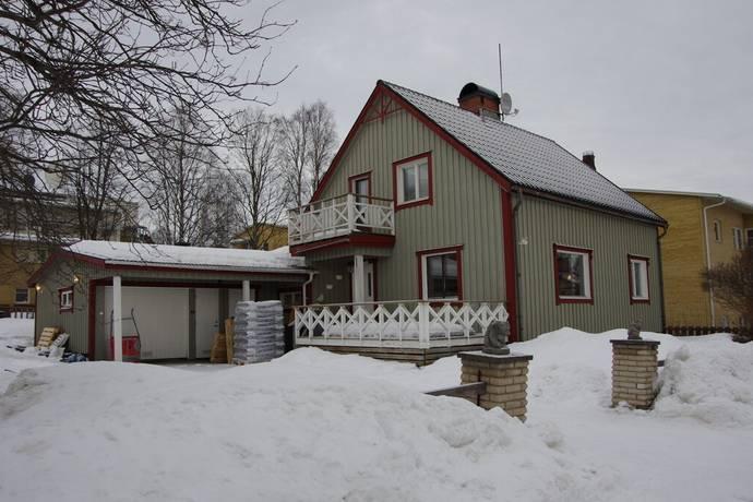 Bild: 5 rum villa på Granvägen 9, Vilhelmina kommun VILHELMINA