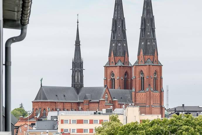 Bild: 2 rum bostadsrätt på Väderkvarnsgatan 19A, Uppsala kommun Höganäs