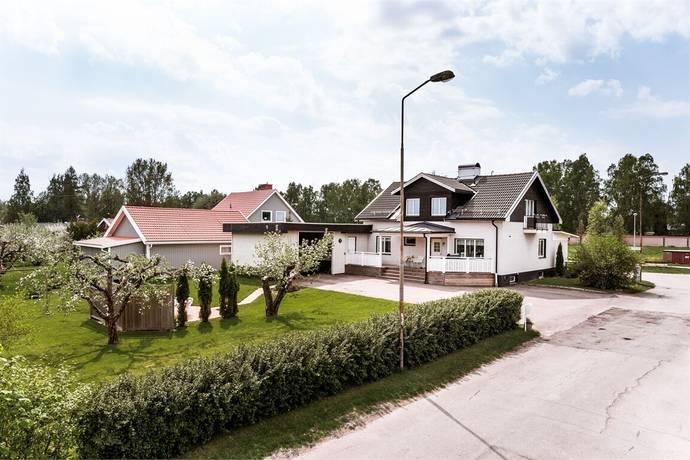 Bild: 6 rum villa på Tvärgatan 2, Borlänge kommun Mjälga