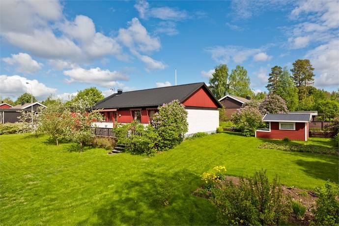 Bild: 5 rum villa på Häggbärsgatan 51, Skellefteå kommun Ostvik