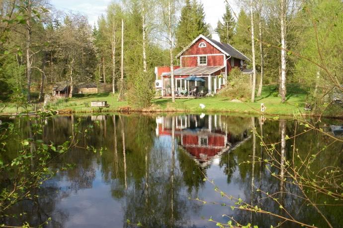 Bild: 4 rum villa på Boestad Landsbro kvarn, Uppvidinge kommun