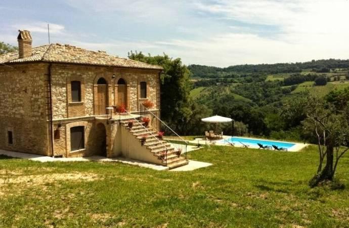 Bild: 8 rum villa på Guardiagrele, Italien Abruzzo