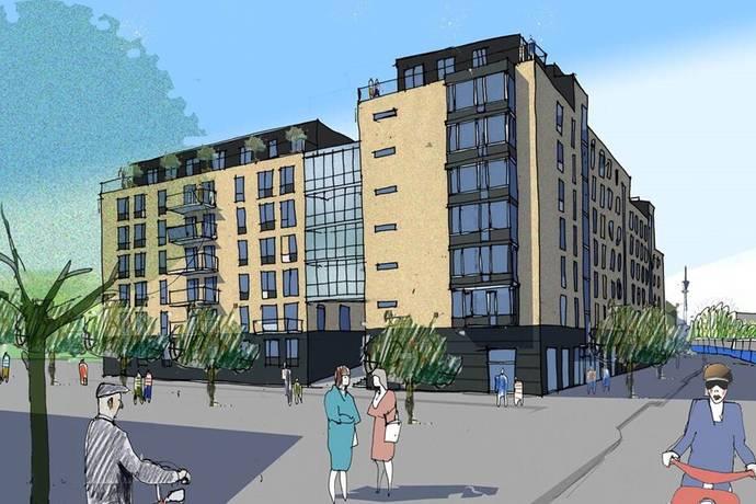 Bild 0: bostadsrätt på Almedals Terrasser - Etapp 2, Göteborgs kommun Johanneberg - Almedal