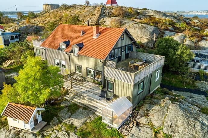 Bild: 5 rum villa på Kryssarebacken 18, Öckerö kommun Kalvsund