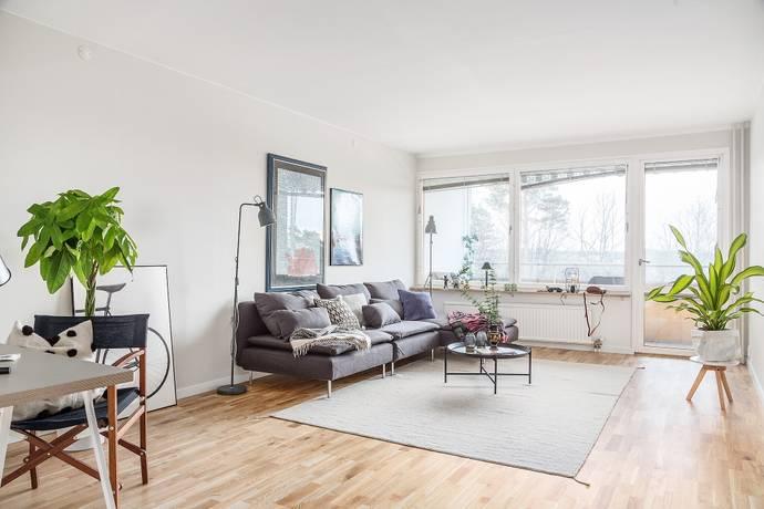 Bild: 3 rum bostadsrätt på Jungfrudansen 28, Solna kommun Huvudsta