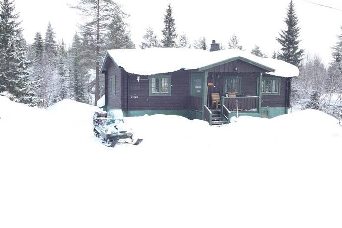Bild: 4 rum fritidshus på Björnliden 198, Älvdalens kommun Grövelsjön - Sågliden