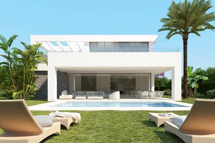 Bild: 6 rum villa på La Finca de Marbella 2 - Villas!, Spanien Marbella - Rio Real