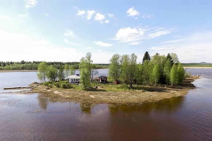 Bild: 2 rum fritidshus på Brattgrundet 2, Piteå kommun