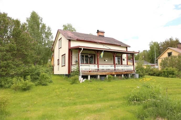 Bild: 4 rum villa på Edeborgsvägen 4, Bodens kommun Harads