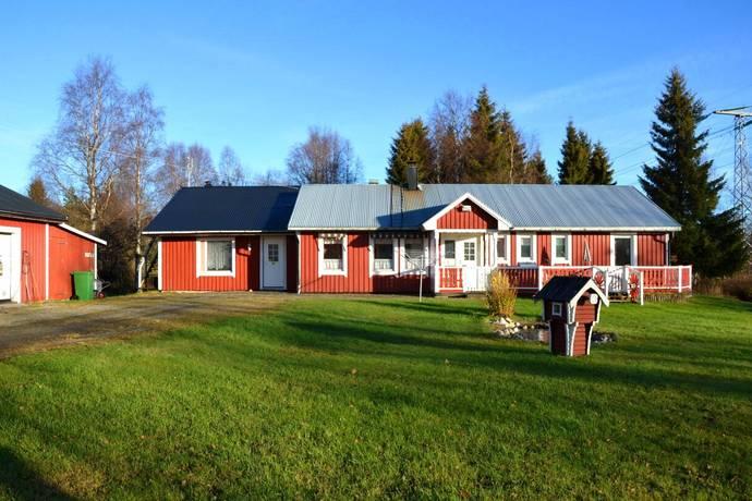 Bild: 5 rum villa på Kukkolaforsen 122, Haparanda kommun Kukkolaforsen