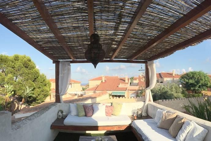 Bild: 3 rum villa på Gran Alacant - Olivo de Oro, Spanien Avenida Escandinavia
