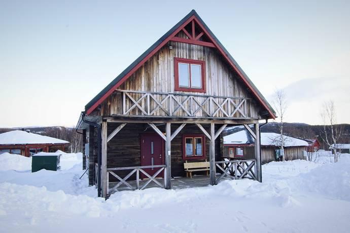 Bild: 6 rum villa på Kittelparken  21, Vilhelmina kommun Kittelfjäll