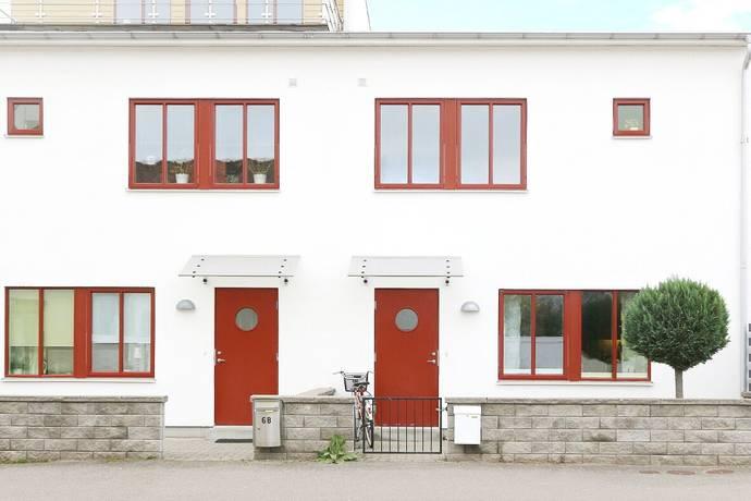Bild: 4 rum radhus på Östra Kyrkogatan 6a, Borgholms kommun Borgholm