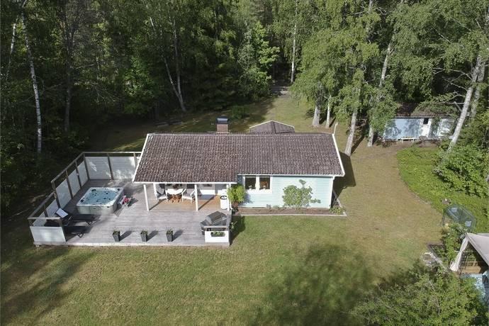 Bild: 3 rum fritidshus på Åsen 77, Vingåkers kommun Ålsäters fritidshusområde