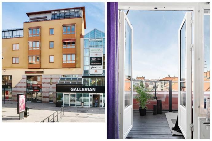 Bild: 4 rum bostadsrätt på Snickargatan 3 C, Västerås kommun City