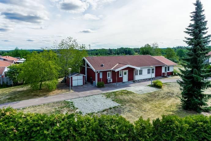 Bild: 4 rum villa på Lundagårdsgatan 16, Forshaga kommun