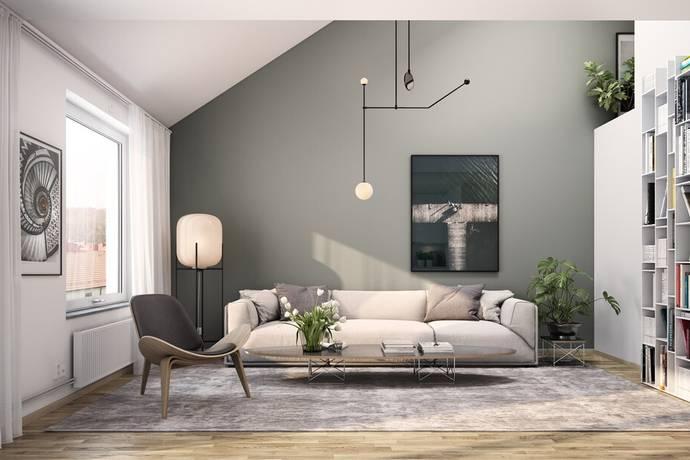 Bild: 1,5 rum bostadsrätt på Hisingsgatan, Göteborgs kommun