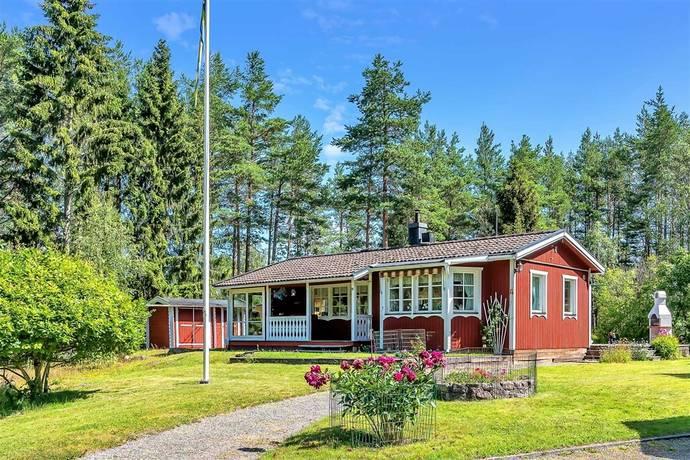 Bild: 3 rum villa på Hildas väg 3, Norrtälje kommun Rådmansö - Västanvik