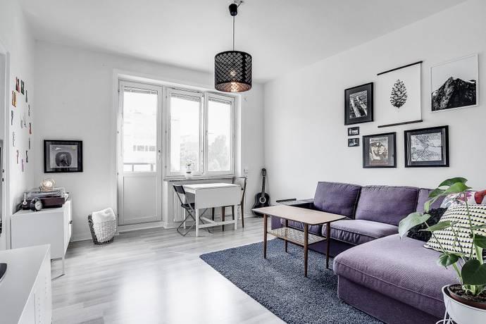 Bild: 2 rum bostadsrätt på Tritonvägen 6, Sundbybergs kommun Lilla Alby