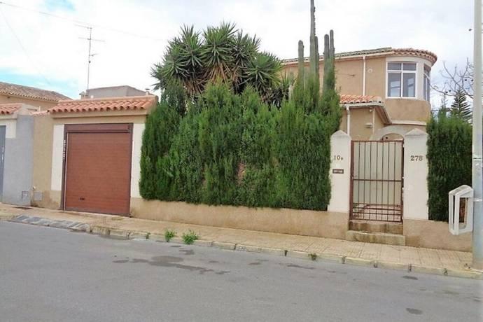 Bild: 4 rum villa på Villa med pool i El Chaparral, T596, Spanien Torrevieja, Alicante, Costa Blanca