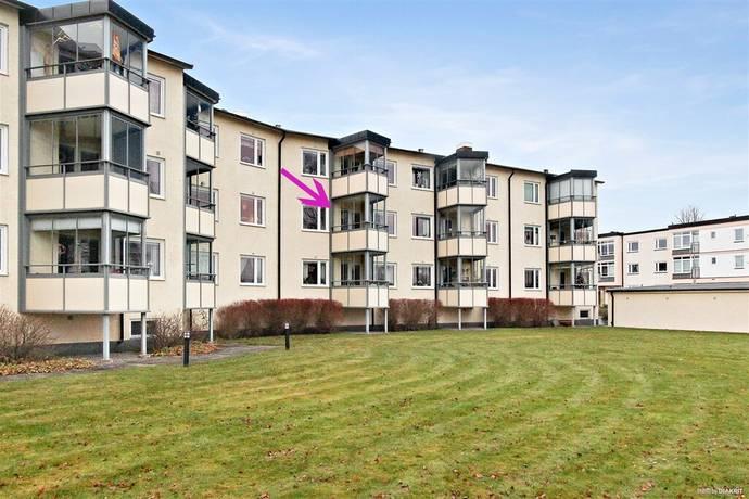 Bild: 3 rum bostadsrätt på Östbygatan 15 B, Lidköpings kommun Gamla staden