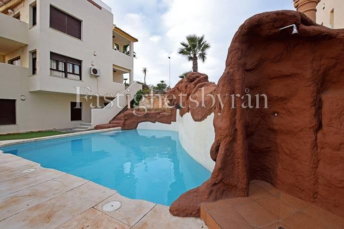 Bild: 3 rum bostadsrätt på Ljus lägenhet i söderläge!, Spanien Campoamor   Torrevieja