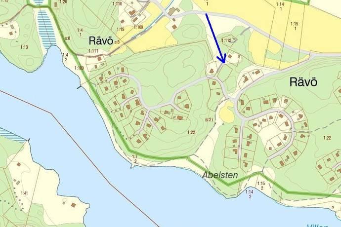Bild: tomt på Rävö 48, Strömstads kommun Rossö