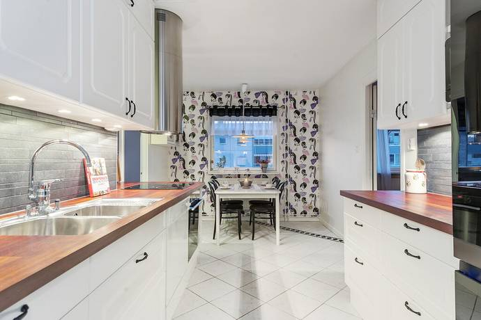 Bild: 5 rum bostadsrätt på Stamgatan 9,2 tr, Stockholms kommun Gamla Östberga