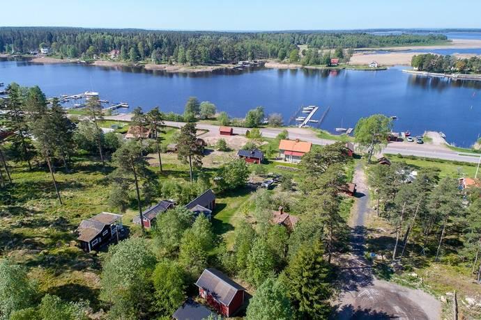 Bild: tomt på Laxgränd 9, Kristinehamns kommun Rönneberg - Skärgården