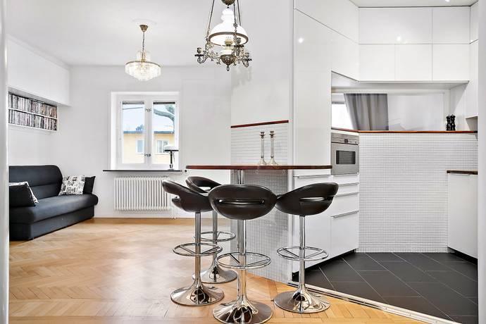 Bild: 2 rum bostadsrätt på Torphagsvägen 6, BV, Stockholms kommun Ekhagen / Norra Djurgården