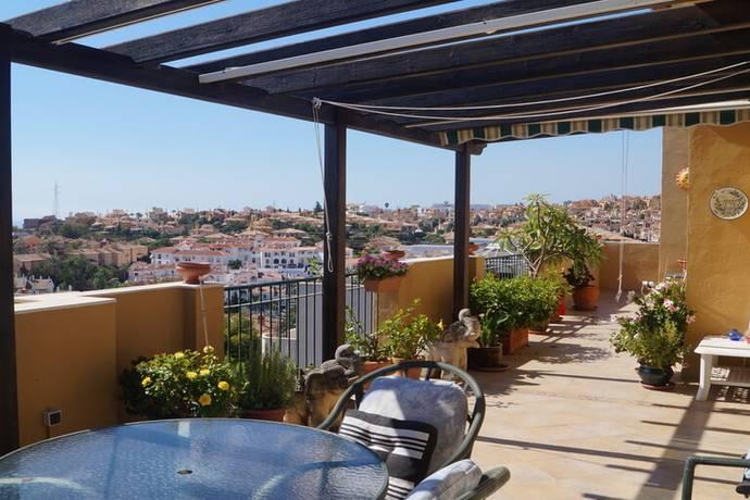 Bild: 4 rum bostadsrätt på Riviera del Sol / Costa del Sol, Spanien Miraflores Hills Club