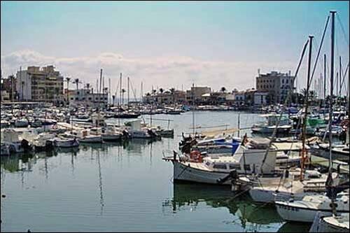 Bild: 2 rum bostadsrätt på Apartment, Mallorca - Palma - Portixol - El Molinar, ES, Spanien Portixol - El Molinar