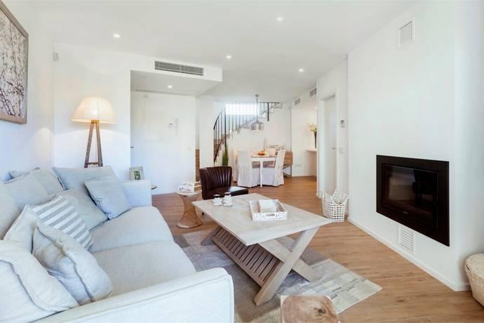 Bild: 4 rum radhus på EXKLUSIVT PROJEKT, Spanien Santa Ponça | Mallorca