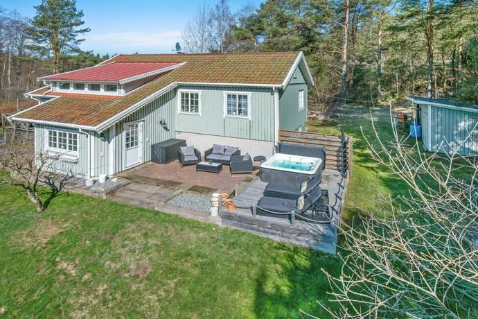 Bild: 6 rum villa på Greby 127, Tanums kommun Grebbestad