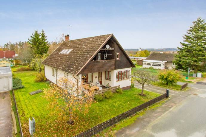 Bild: 6 rum villa på Ängsgatan 16, Eksjö kommun MARIANNELUND